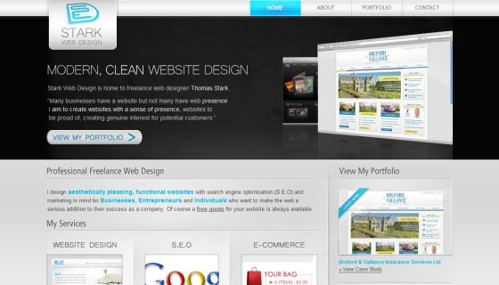 Stark Web Design