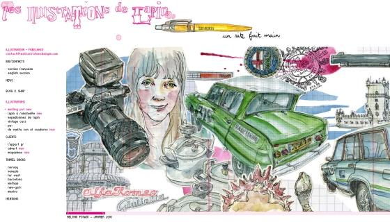 Les Illustrations de Lapin