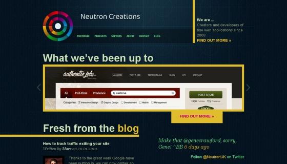 Neutron Creations