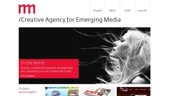 Creative Agency for Emerging Media