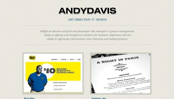 Andy Davis