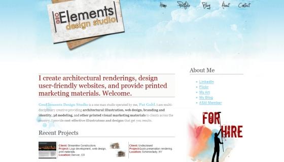 Geo Elements Design