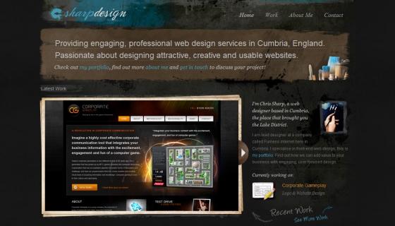 C. Sharp Design