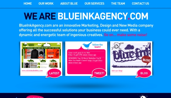 Blue Ink Agency
