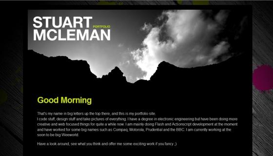 Stuart McLeman