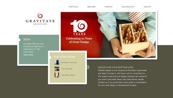 Gravitate Design Studio