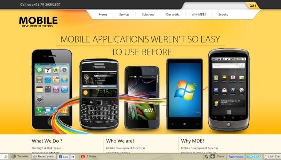 Mobile Development Experts