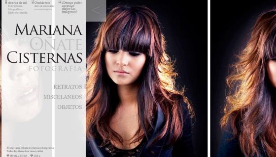 Mariana Onate Cisternas