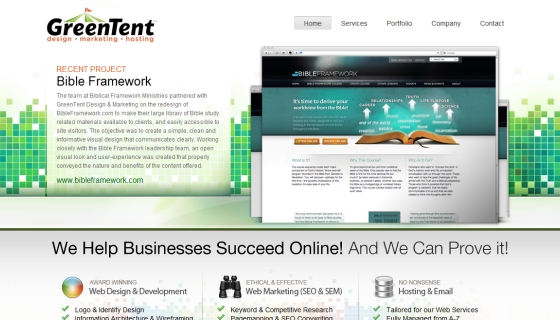 GreenTent