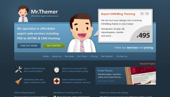 Mr. Themer