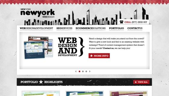 New York New York Web Design