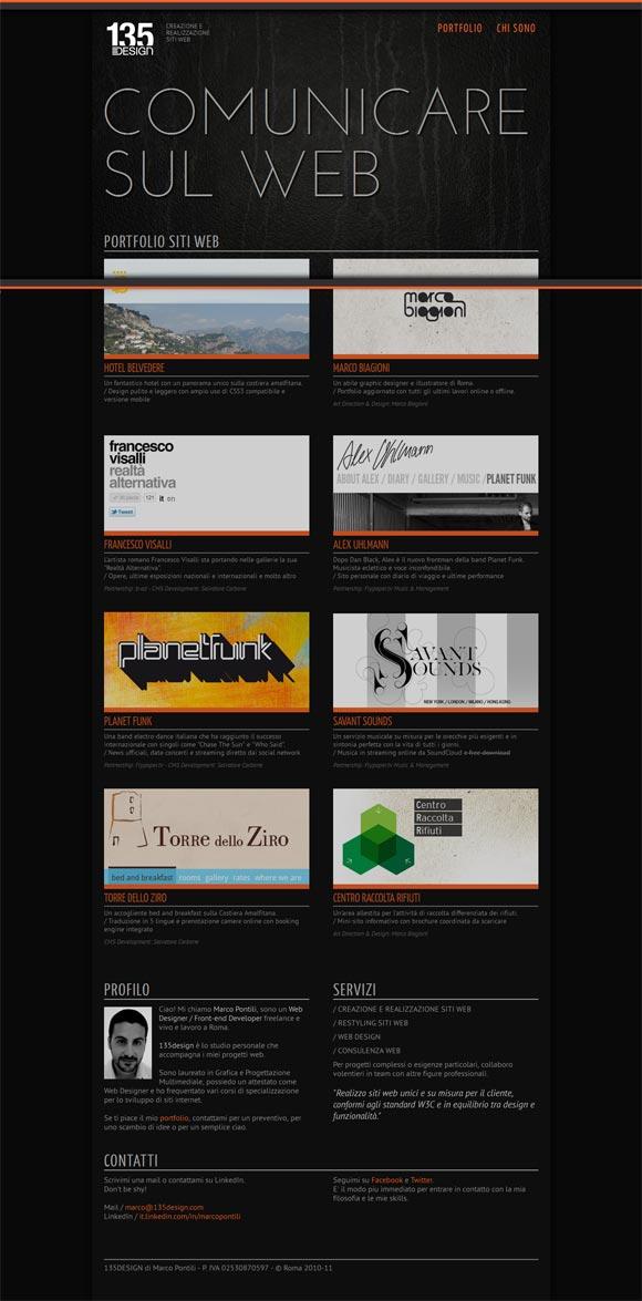 135 Design | Web Design
