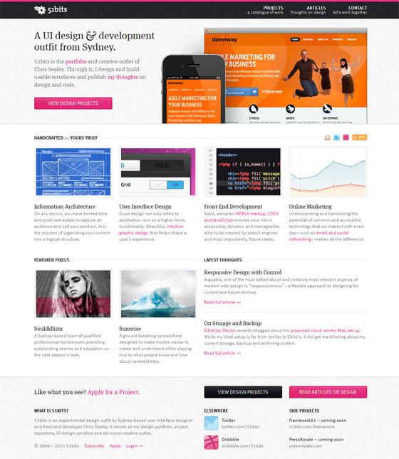 51bits | UI Design