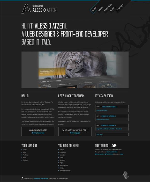 Alessio Atzeni | Web Designer