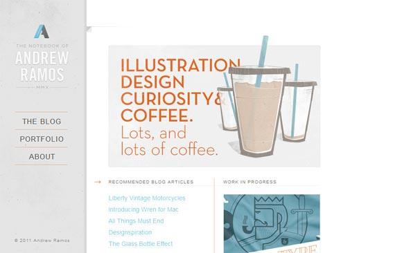 Andrew Ramos | Designer