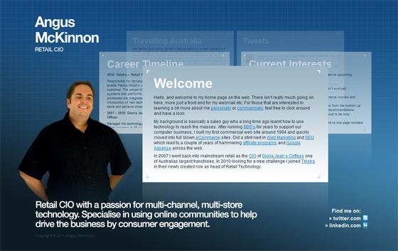 Angus McKinnon | Web Designer