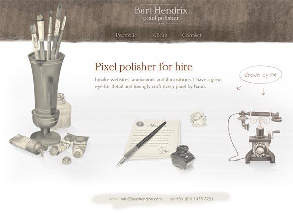 Bart Hendrix | Designer