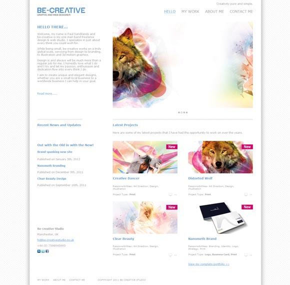 Be Creative | Design