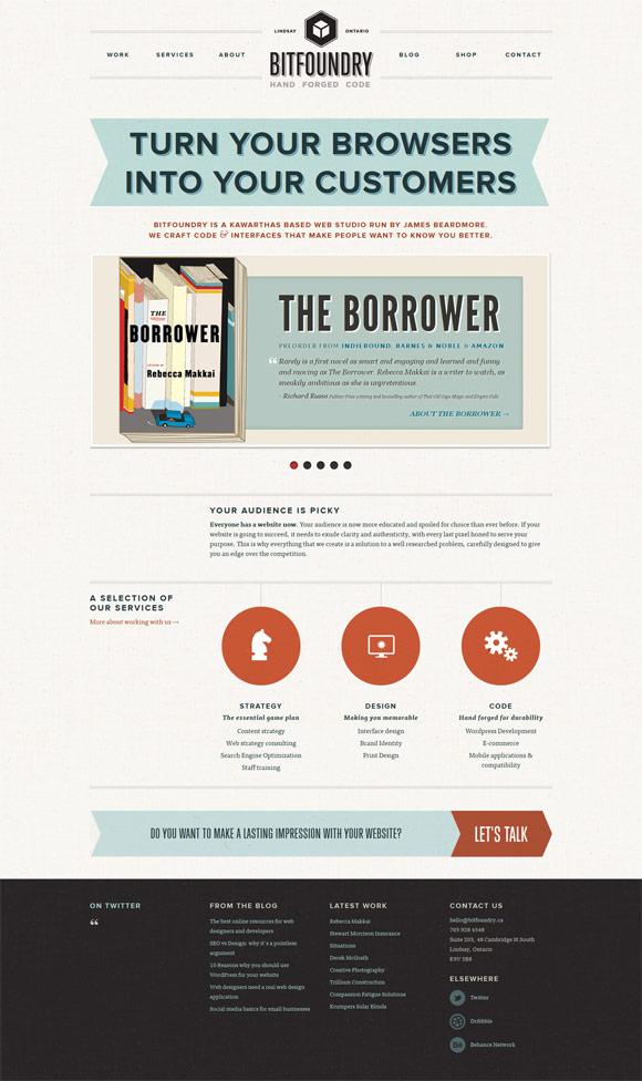 Bitfoundry | Web Design