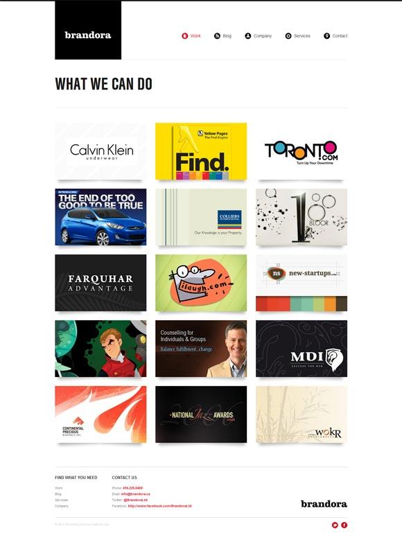 Brandora |  Marketing  Agency