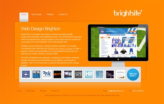 Bright Site Web Design