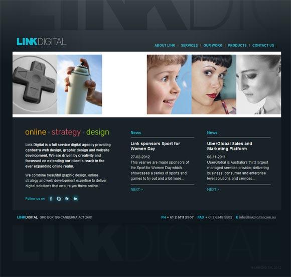 Canberra Graphic | Web Design