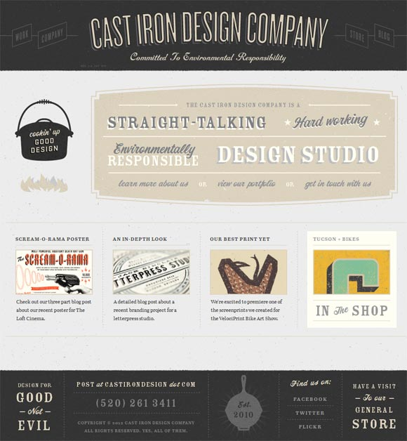 Cast Iron Design Company