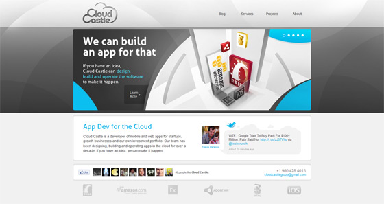 Cloud Castle Group | App & Web Design
