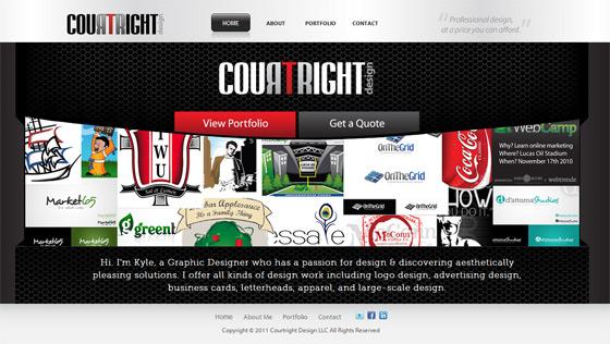 Courtright Design | Web Design