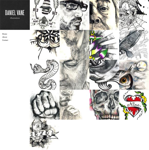 Daniel Vane | Illustration