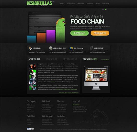 Designzillas | Web Design