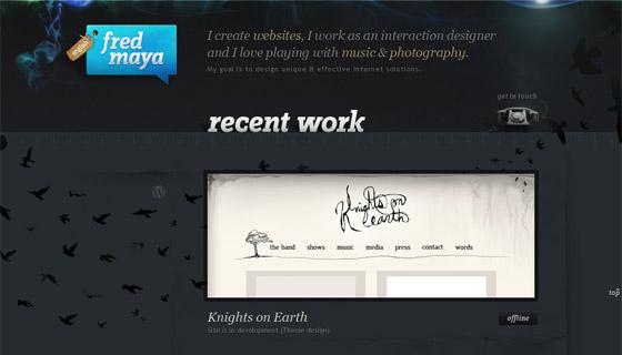 Fred Maya Web Design