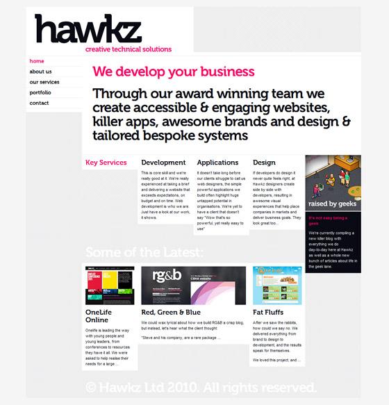Hawkz | Creative Solutions