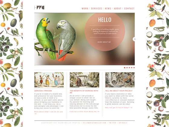 Heather Waller | Web Designer