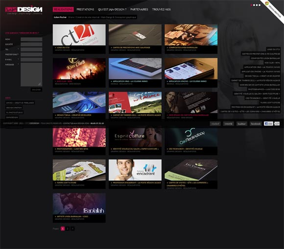 Jaja Design | Web Design