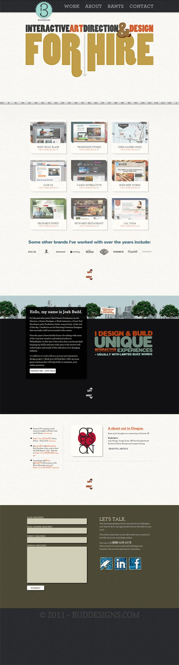Bud Designs | Web Design