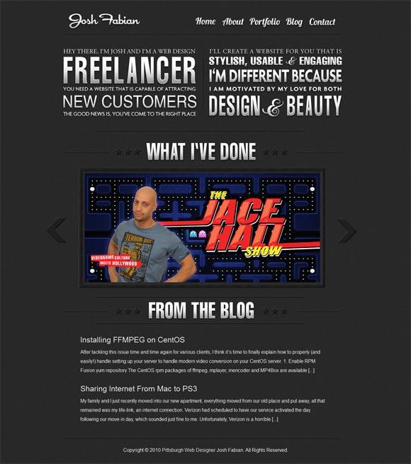 Josh Fabian | Designer