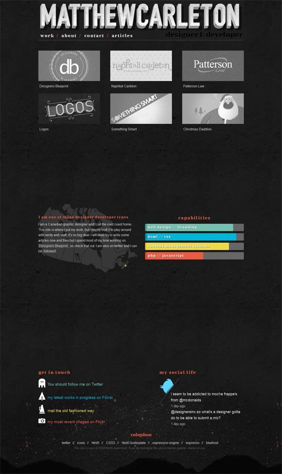 MatthewCarleton | Designer