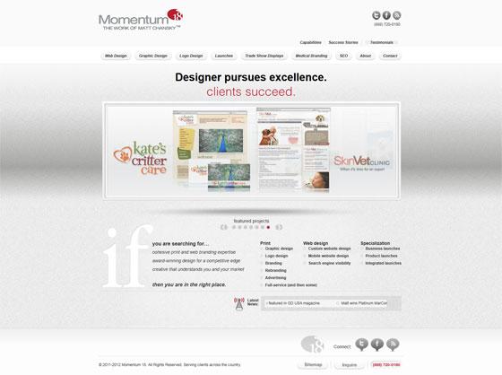 Momentum18 | Designer