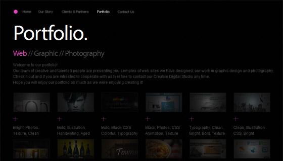 Neman Jaivanovic Web Design Portfolio