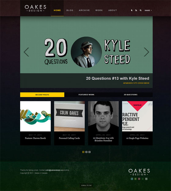 Oakes Design