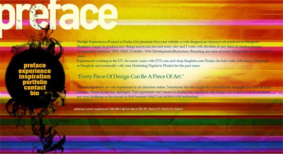 Pisake Cho | Web Designer