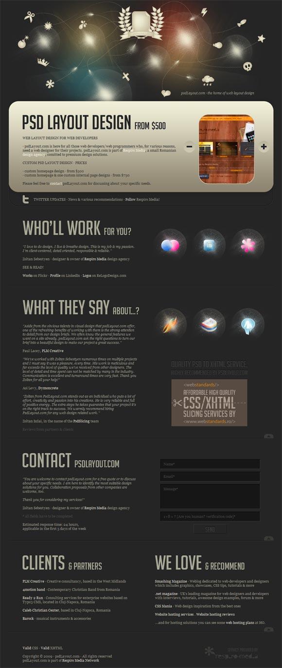 Respiro Media | Design Agency