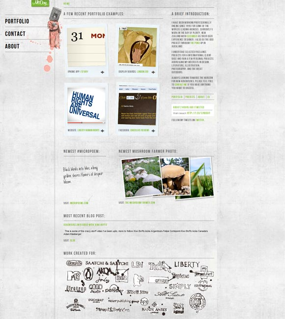 McCoy | Web Design