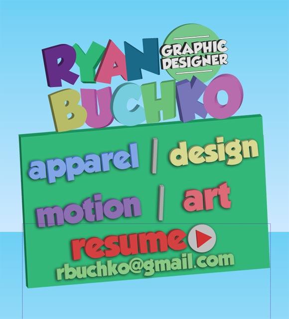 Ryan Buchko | Graphic Designer