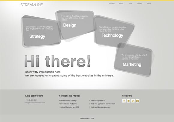 Streamline Creative | Design