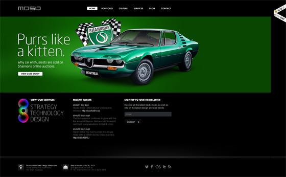 Studio Moso   Web Design