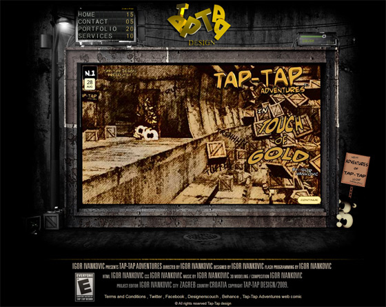 Tap Tap Design   Designer