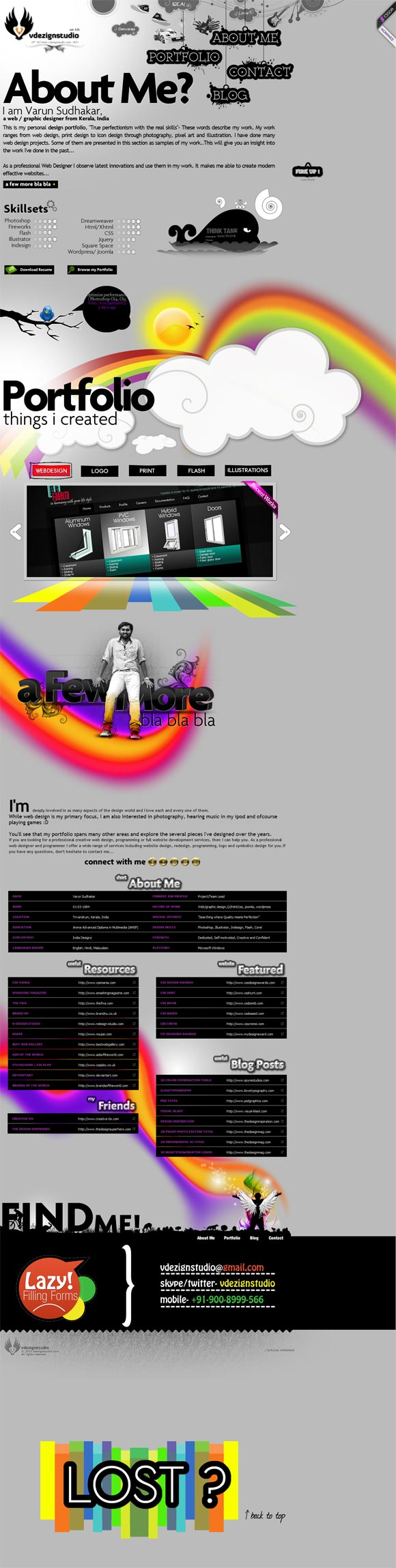 Varun Sudhakar | Web Designer