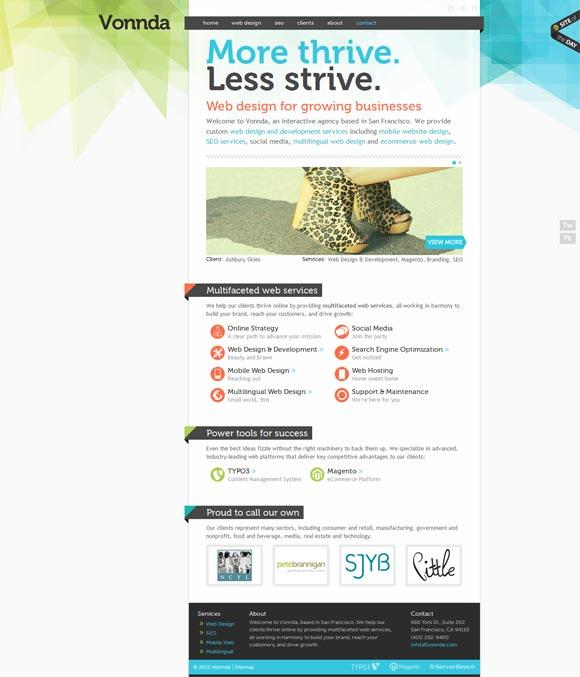 Vonnda | Web Design